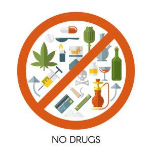 No Drugs Composition